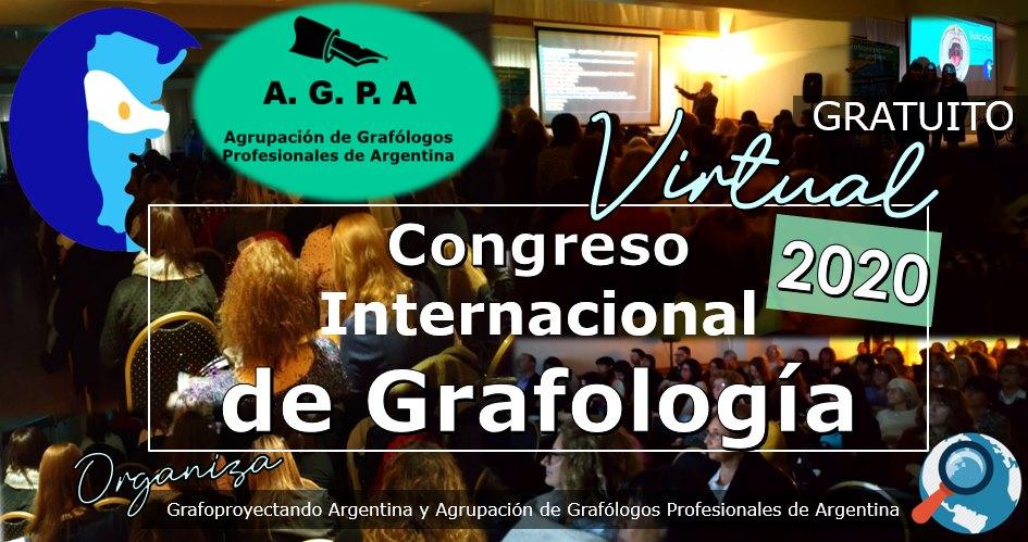 CONGRESO INTERNACIONAL   DE GRAFOLOGIA
